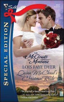 Quinn McCloud's Christmas Bride
